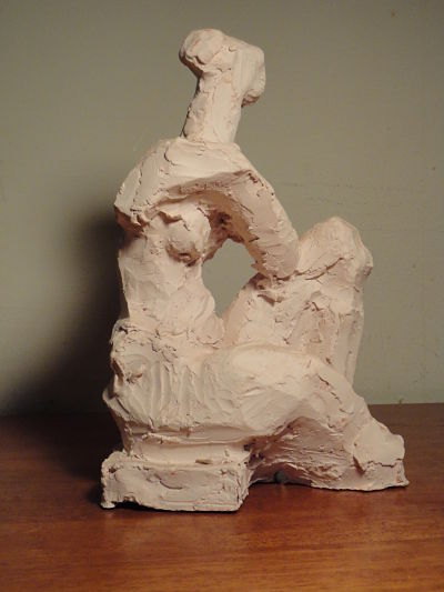 Seated Figure (view 1)