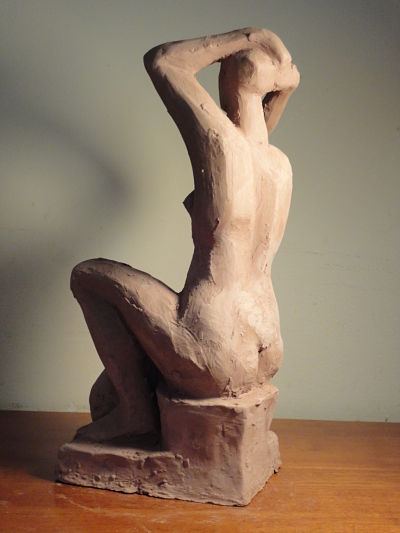 Bather (view 3)