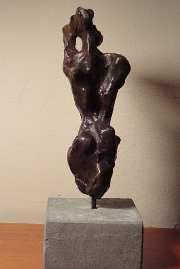 Standing Figure (view 3)