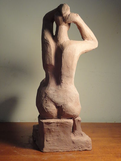 Bather (view 2)
