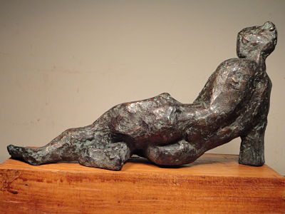 Reclining Figure, view 2