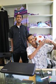 Karim & Zak
