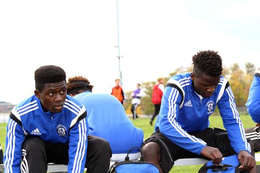 Mwesa & Joe