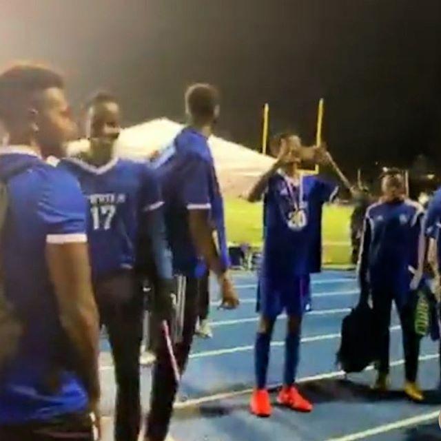 Lewiston High School blue devils soccer Maine sports