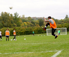 Abdi H. in the Air