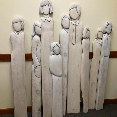 Exquisite work by artist Nora Valdez at