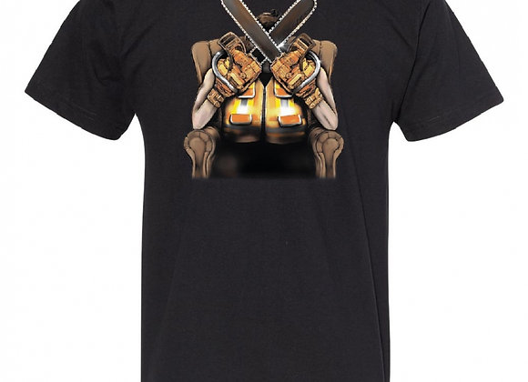 Chainsaws for Hands T-Shirt - Unisex