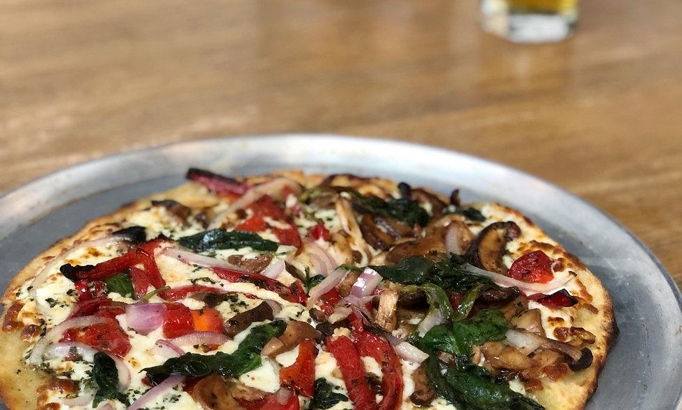 Slice Slice Baby Pizza - Frozen & Ready to Bake