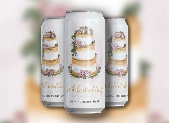 White Wedding White Pastry Stout