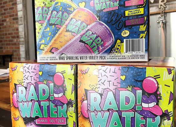 RAD!Water Hard Seltzer