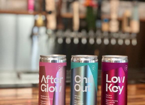 Emotive Beverages Canned Wine
