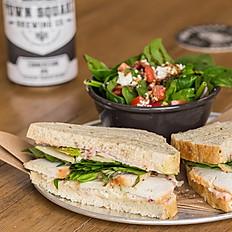 Parson's Daughter Sandwich