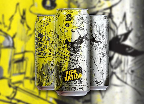 Pipe Nation Juicy Pale Ale