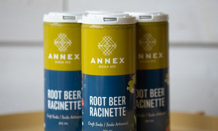 Annex Ale Root Beer
