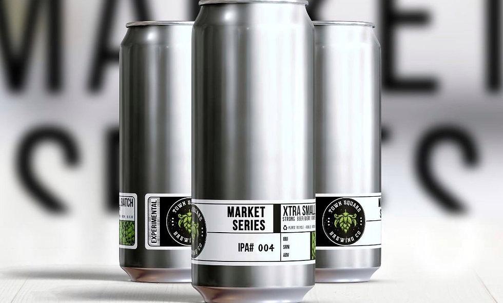 4-pack Market Series IPA #004
