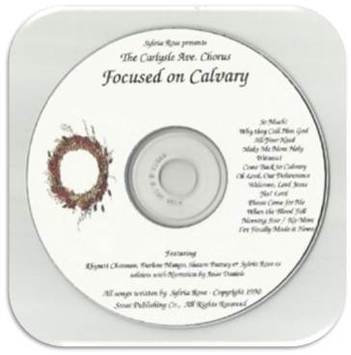 Focused on Calvary - CD