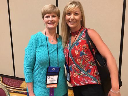 Shantel Williams attends COE Summer Conference in Salt Lake City, Utah