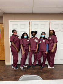 CNA Students Class of 2021
