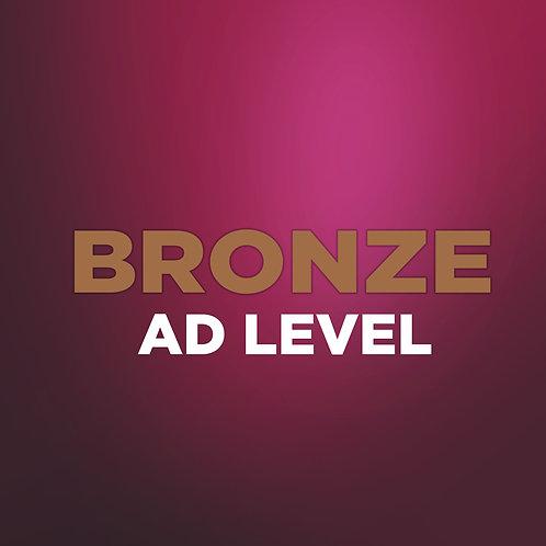 Bronze Ad Level