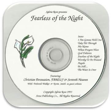 Fearless of the Night - CD