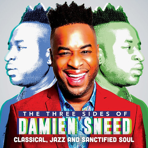 The Three Sides of Damien Sneed