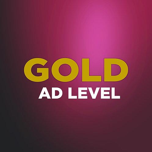 Gold Ad Level