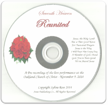 Seventh Heaven Reunited - CD