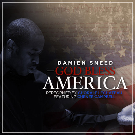 Damien Sneed / God Bless America