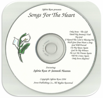 Songs for the Heart - CD