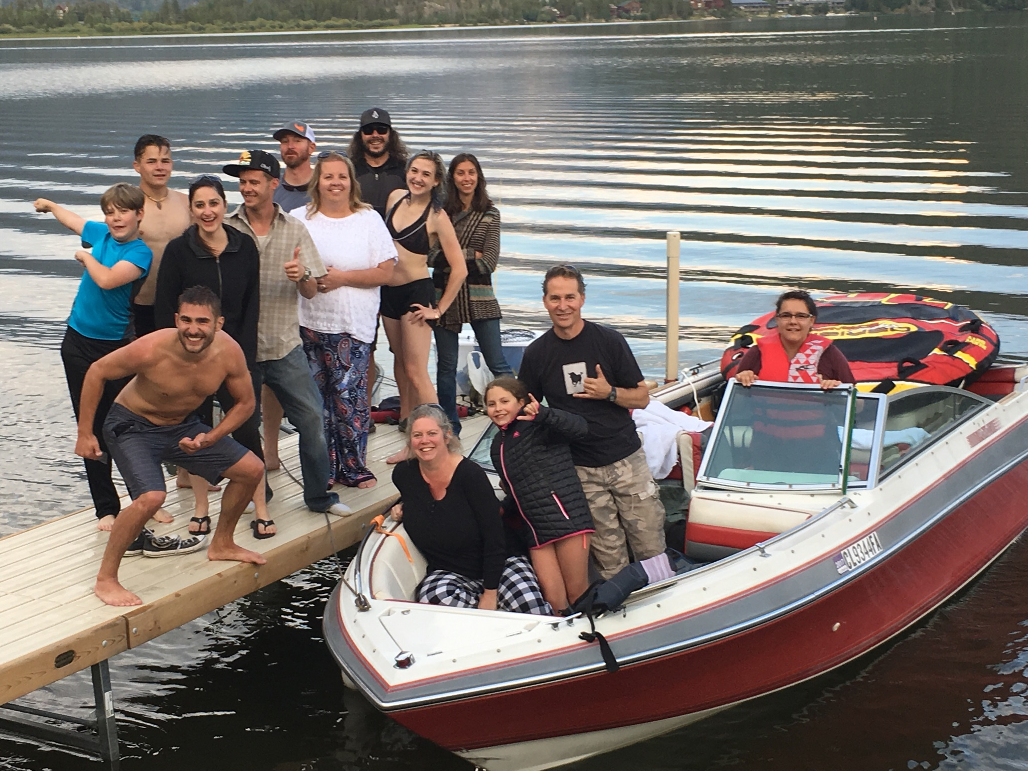 Lake photo 2017 Company Trip