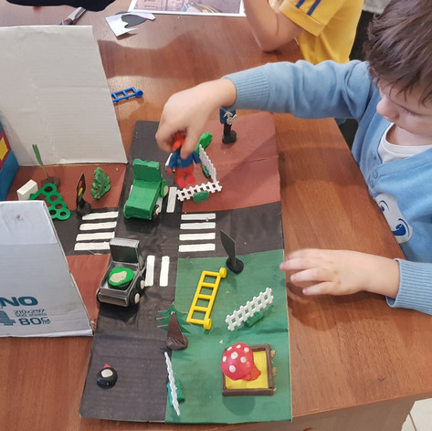 Мероприятия по ПДД для детей дошкольного и школьного возраста