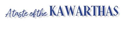 A Taste of the Kawarthas magazine logo.j
