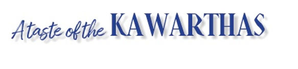 A Taste of the Kawarthas magazine logo.j
