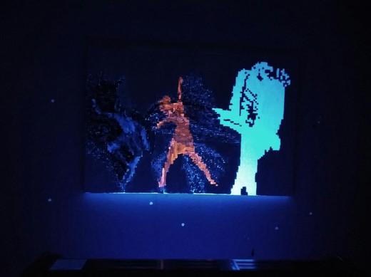 Chronophotographie d'une Danse