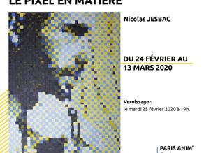 Le Pixel en Matière
