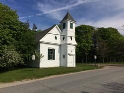 chapel, Naskeag Point, Brooklin