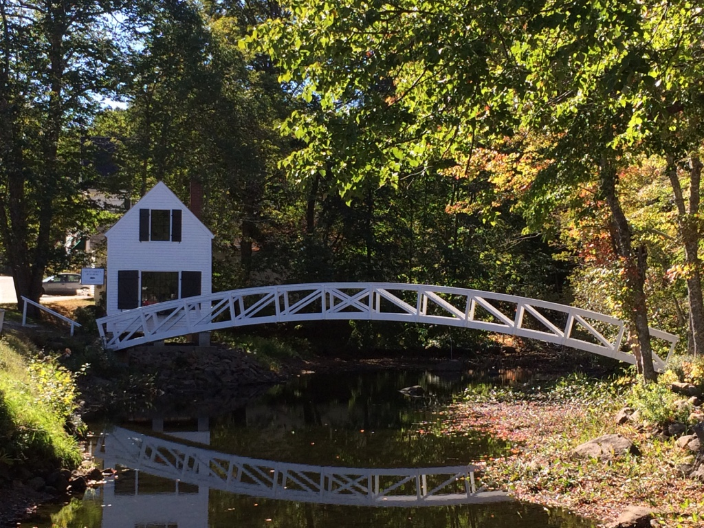 bridge, Somesville
