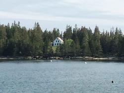 Harbor Island, Naskeag Pt., Brooklin
