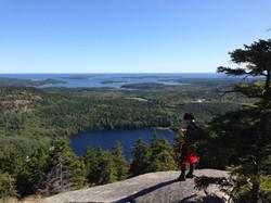 Mansell Mtn Summit, Acadia N.P.