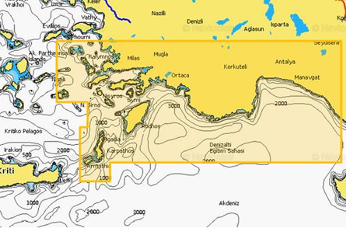 NavionicsPlus Aegean Sea South Dodecanese