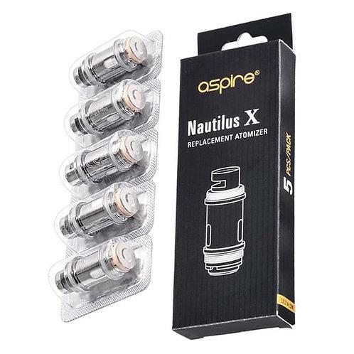 Aspire résistance Nautilus X