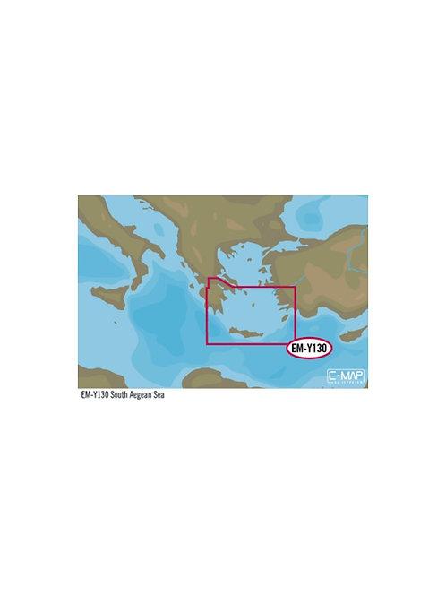MAX-N+ L: SOUTH AEGEAN SEA C-MAP   MAX-N+ L: SOUTH AEGEAN SEA C-MAP