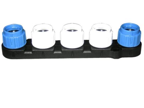 Raymarine Sea Talk-Ng 5-Way Connector Block, White