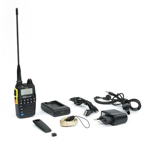 MIDLAND CT-510 DUAL BAND VHF/UHF