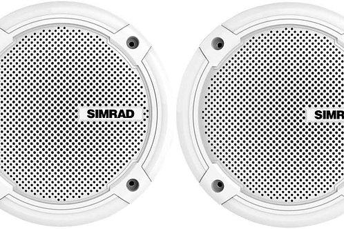 "Simrad SIM,6.5"" Speakers Pair"