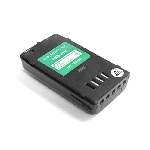 Battery for Yaesu Vertex FNB-41 FNB-41H FNB-42 FT-10 FT-10R FT-40 FT-40R FT-50
