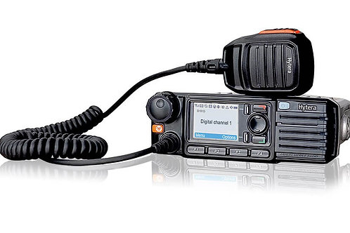 Hytera MD785i DMR mobile radio