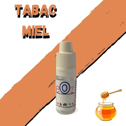 Arôme tabac miel
