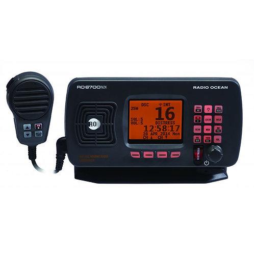 RO 6700NK2 VHF/DSC radio NMEA 0183/2000