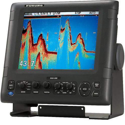 """FCV 288 display 10.4"""" Sounder 1/2/3 KW"""